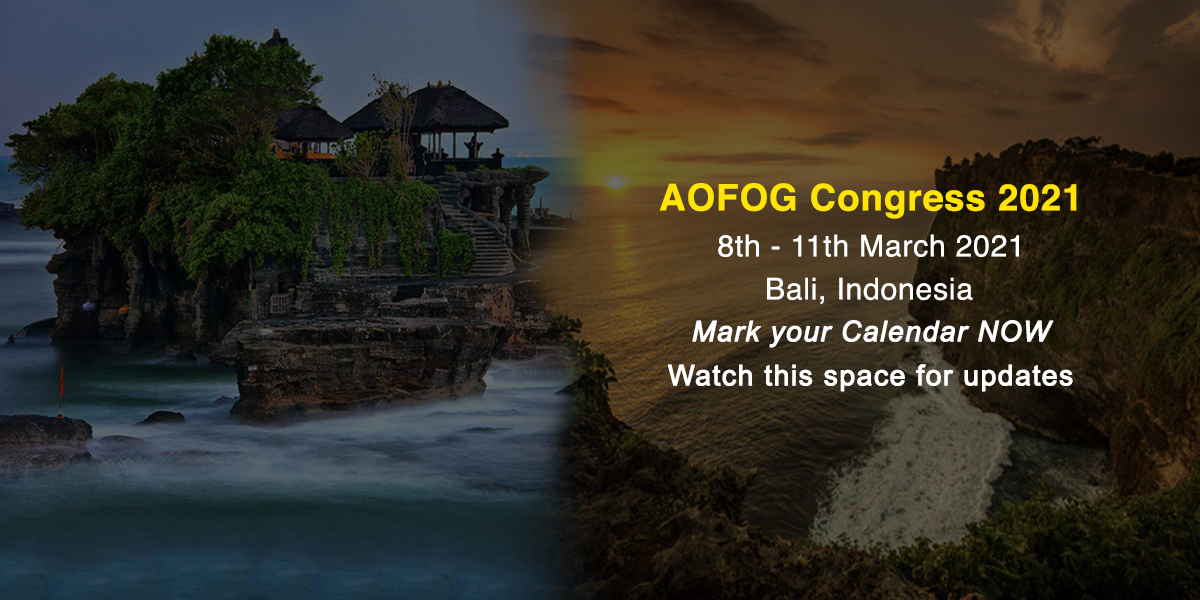 AOFOG Congress 2021